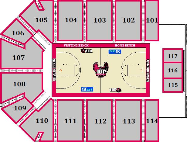 Indiana University Basketball Assembly Hall Seating Chart | Brokeasshome.com